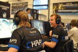 CKRAS Gaming Copenhagen Games Nashje
